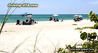 Sandy Beach at Captiva