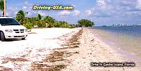 Drive to Sanibel Island