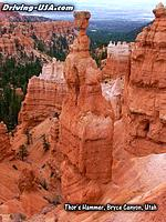 Bryce Canyon: Thor's Hammer