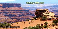 Canyonlands National Park: Shafer Canyon
